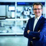 Markus Regner ist bei Romaco Pharmatechnik künftig unter anderem für die Bereiche Vertrieb, Service, Operations und Engineering zuständig. (Bild: Romaco)